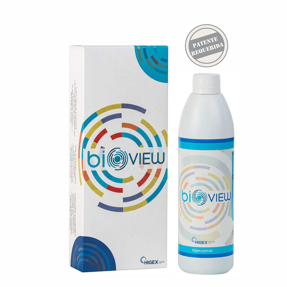 REVELADOR DE BIOFILMES - BIOVIEW® REFIL